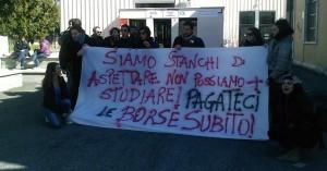 Manifestazione borse di studio 27 febbraio