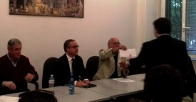Mario Melillo Fondazione Einaudi